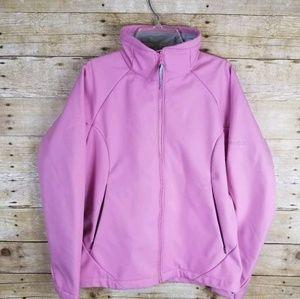 Columbia Omni-Wind Jacket Size Medium Light Pink